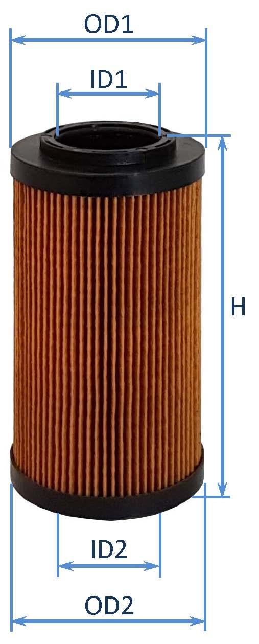فیلتر روغن هیوندای آزرا و سوناتا 3300