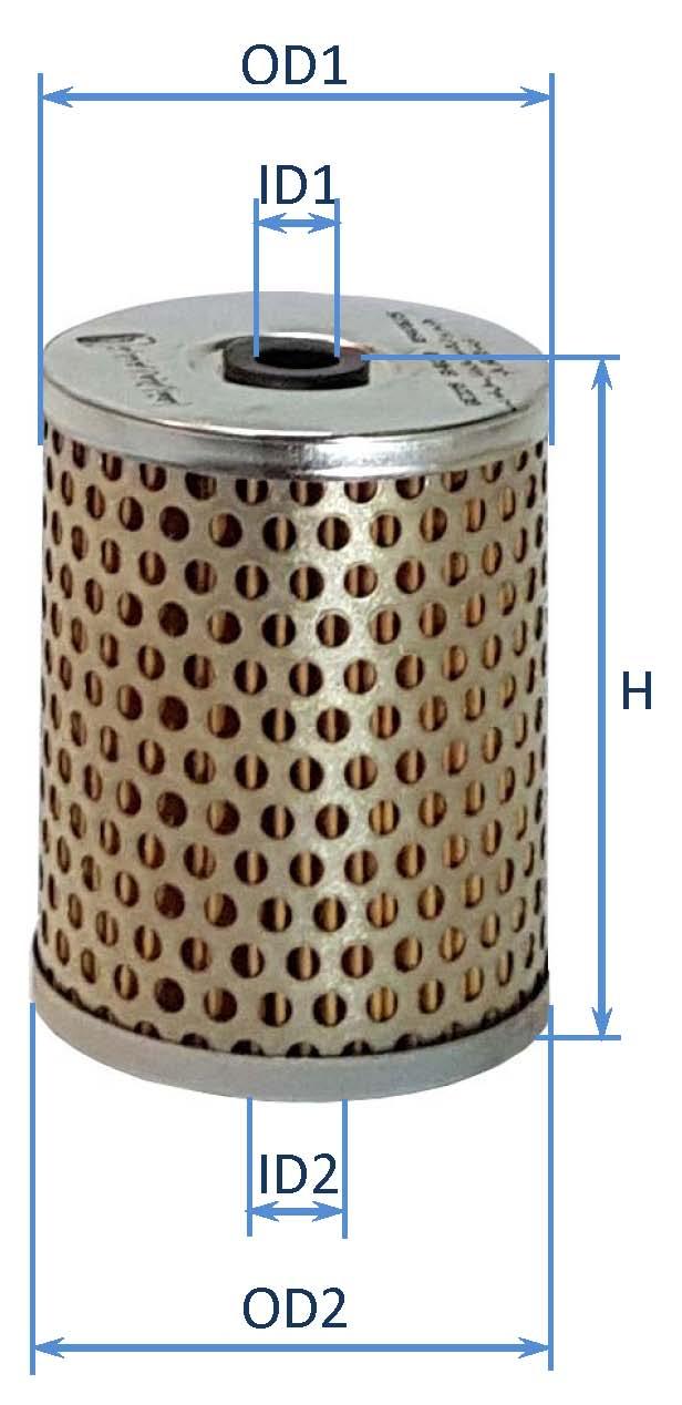 فیلتر روغن هیدرولیک فرمان بنز مدل قديم