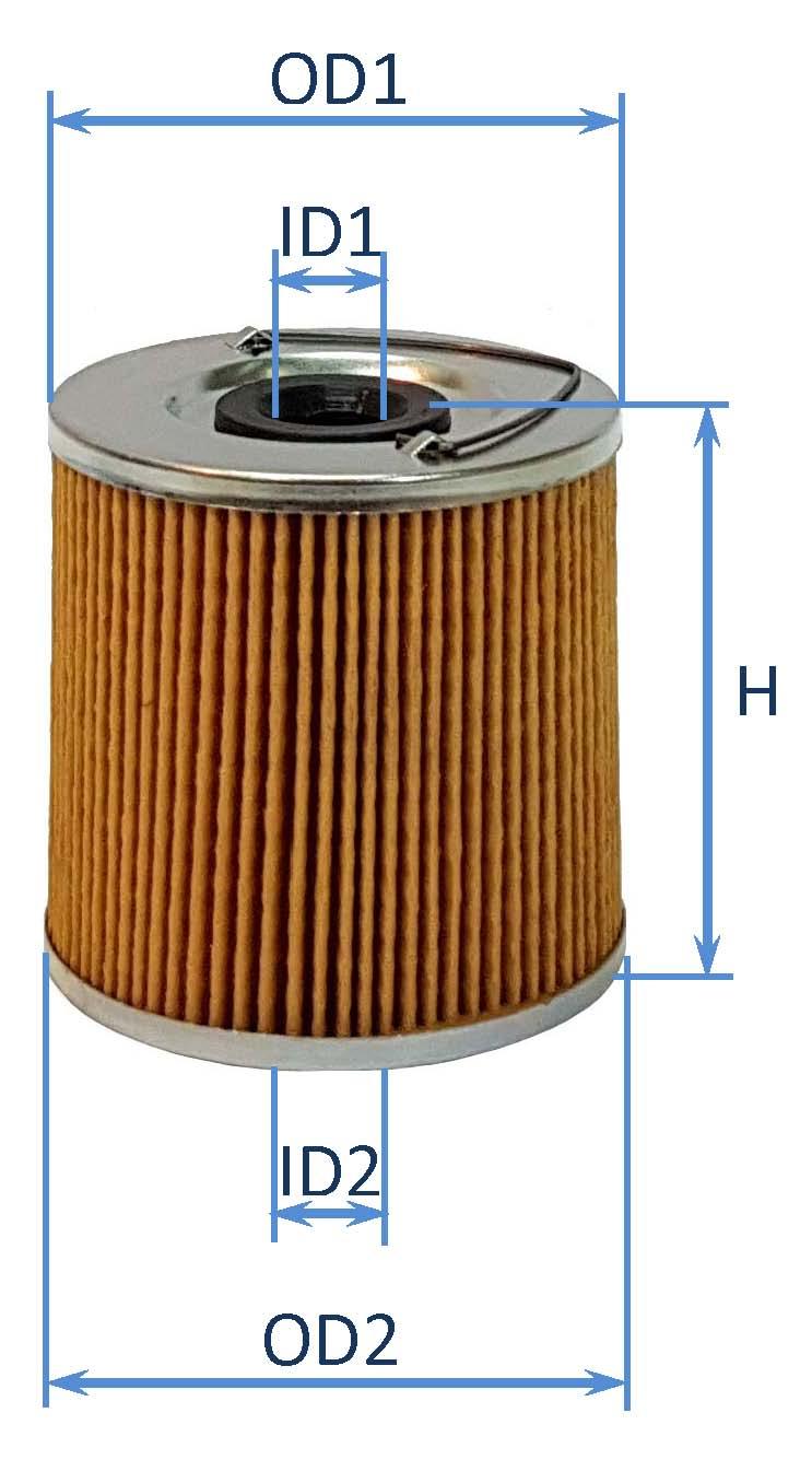 فیلتر آبگیر سوخت ايكاروس- کامیون HOWO- کامیون آمیکوM2642