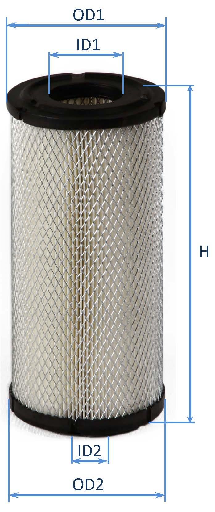 فیلتر هوای مینی بوس کارسان پژو Premier J9